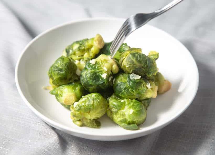 Instant Pot Brussels Sprouts   Pressure Cooker Brussels Sprouts   Instapot Brussel Sprouts   Instant Pot Vegetables   Instant Pot Side Dishes   Instant Pot Vegetarian   Instant Pot Recipes
