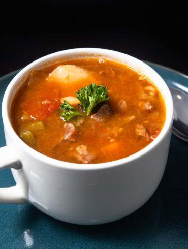Instant Pot HK Borscht Soup | Pressure Cooker HK Borscht Soup | Instant Pot Soup | Pressure Cooker Soup | Instant Pot Recipes | Pressure Cooker Recipes