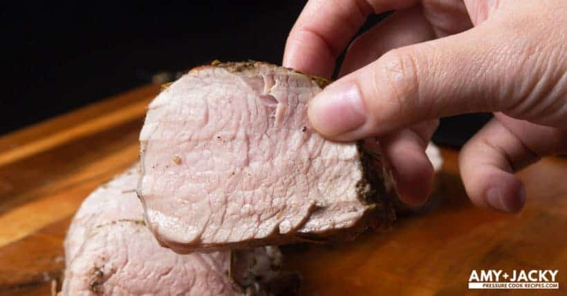 Instant Pot Pork Tenderloin | Instapot Pork Tenderloin | Pressure Cooker Pork Tenderloin | Instant Pot Pork | Pressure Cooker Pork | How to cook Pork Tenderloin | Pork Tenderloin Recipes | Instant Pot Recipes | Pressure Cooker Recipes #instantpot #pressurecooker #healthy #easy #dinner #pork