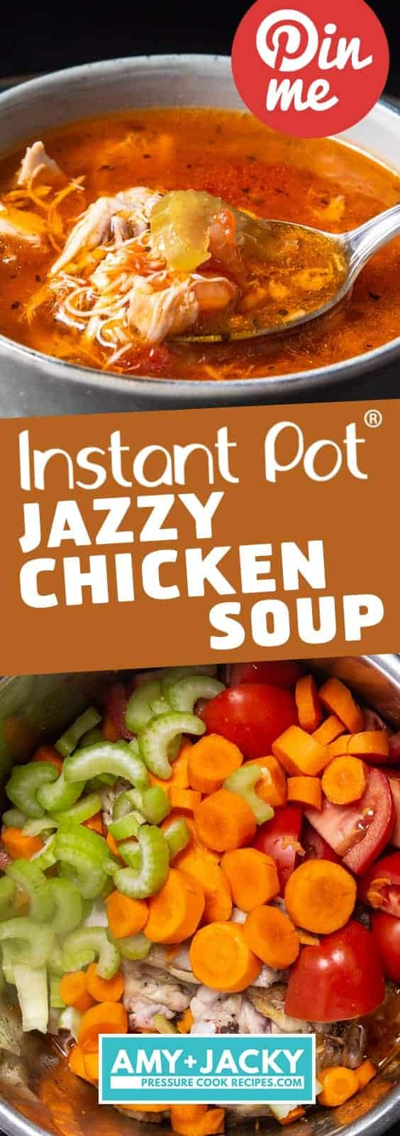 Instant Pot Chicken Soup | Pressure Cooker Chicken Soup | Homemade Chicken Soup | Instant Pot Chicken | Instant Pot Soup | Pressure Cooker Chicken | Instant Pot Recipes | Pressure Cooker Recipes #instantpot #pressurecooker #chicken #soup #healthy