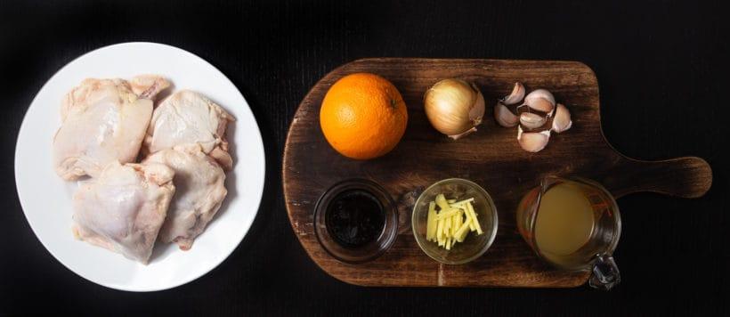 Instant Pot Orange Chicken | Pressure Cooker Orange Chicken Ingredients