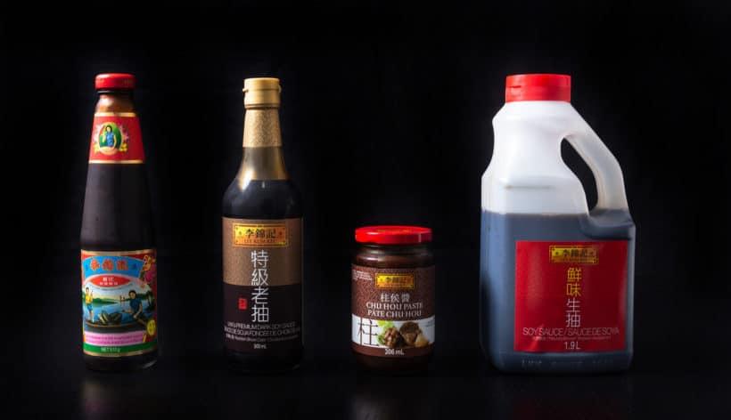 Lee Kum Kee Sauces 李錦記