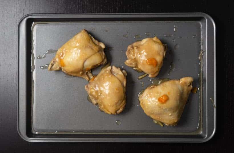 Pressure Cooker Orange Chicken: brown Instant Pot orange chicken in oven