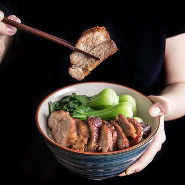 Instant Pot Chinese Takeout Recipes: Instant Pot Charsiu (Chinese BBQ Pork)