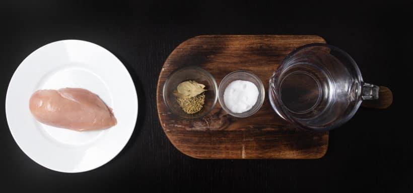 Instant Pot Chicken Breast | Instapot Chicken Breast | Pressure Cooker Chicken Breast Recipe Ingredients