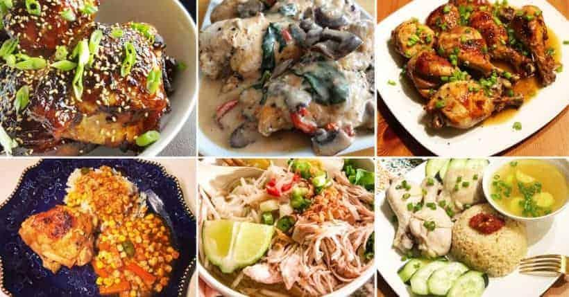 Instant Pot Chicken Dinner Ideas | Instant Pot Chicken Recipes | Instant Pot Chicken | Pressure Cooker Chicken Recipes | Instant Pot Dinner Ideas | Instant Pot Recipes | Pressure Cooker Recipes