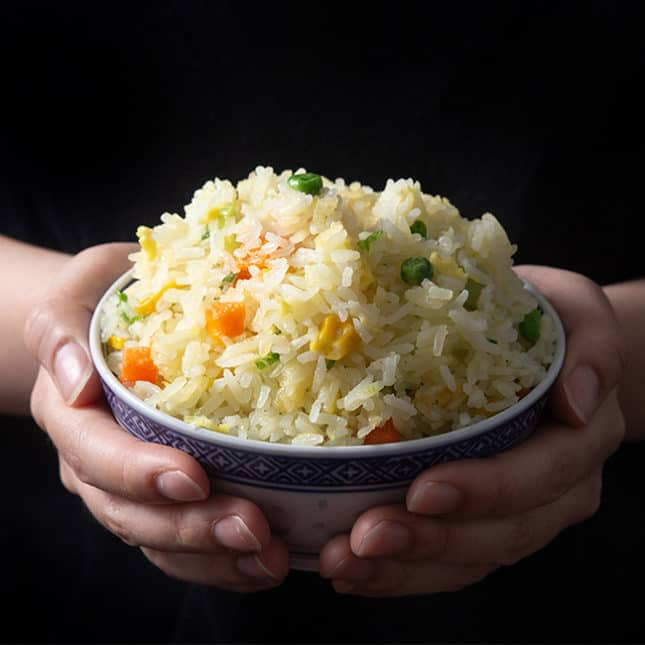 Instant Pot Chinese Takeout Recipes: Instant Pot Fried Rice