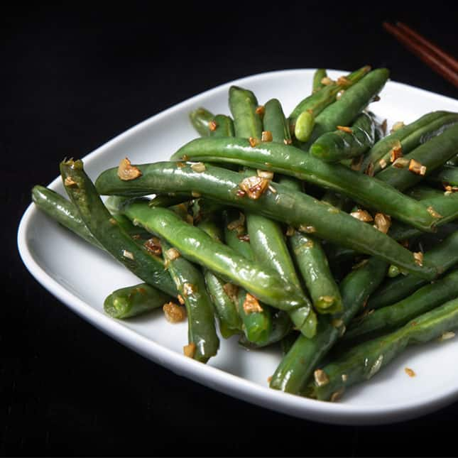 Instant Pot Chinese Takeout Recipes: Instant Pot Green Beans
