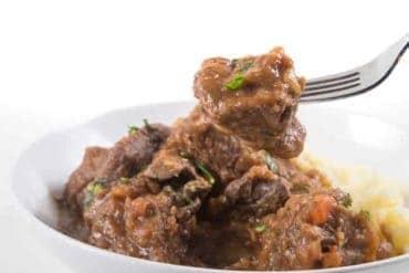 Instant Pot Thanksgiving Recipes: Instant Pot Irish Beef Stew (Pressure Cooker Irish Beef Stew)