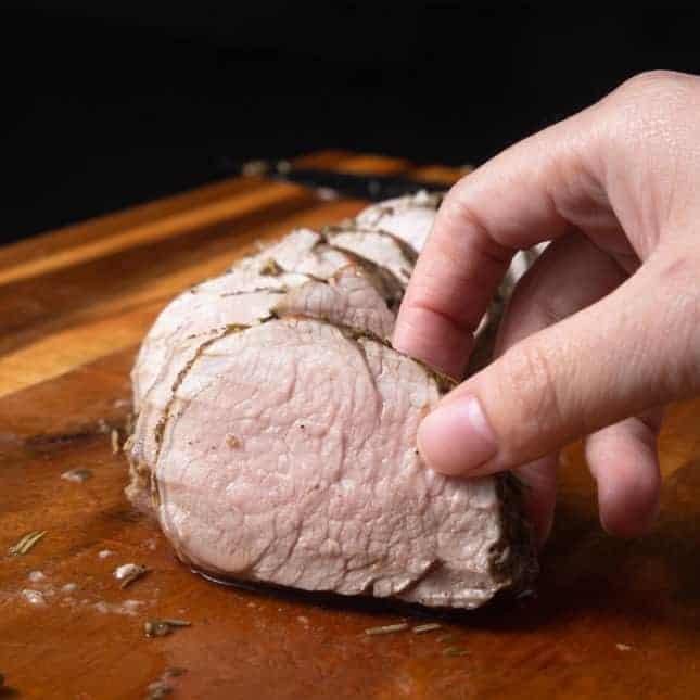 Instant Pot Thanksgiving Recipes: Instant Pot Pork Tenderloin (Pressure Cooker Pork Tenderloin)