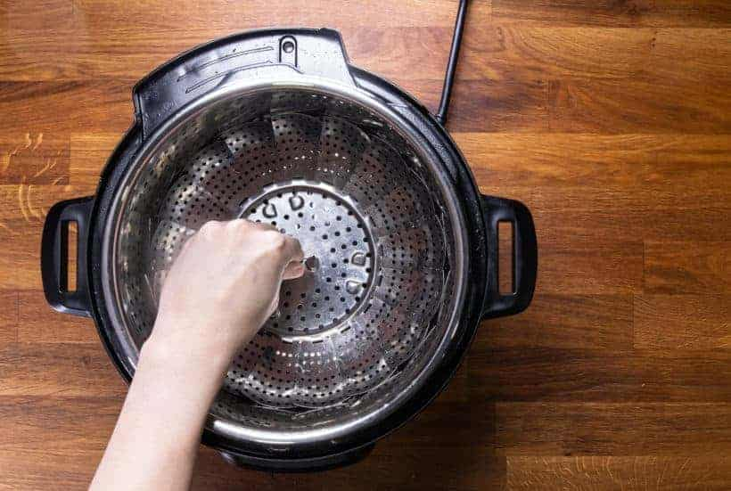 Instant Pot Steamer Basket
