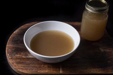 Instant Pot Thanksgiving Recipes: Instant Pot Turkey Stock (Pressure Cooker Turkey Stock)