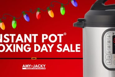 Instant Pot Boxing Day Deals 2019 | Instant Pot Sale | Instant Pot Deals | Instant Pot Boxing Day 2019 #AmyJacky #InstantPot #PressureCooker #deals #sale