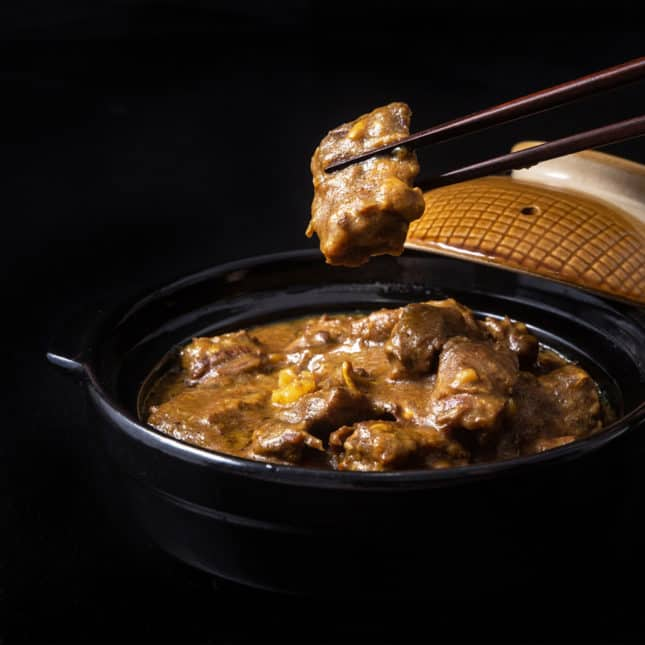 Instant Pot Christmas Recipes: Instant Pot HK Beef Curry