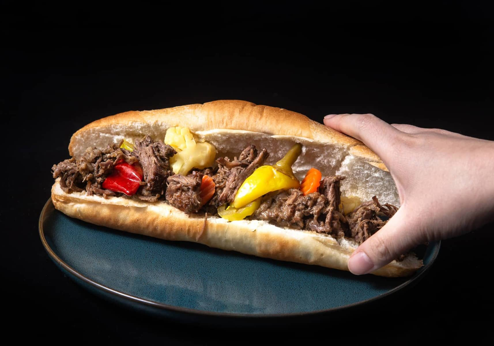 Instant Pot Italian Beef | Pressure Cooker Italian Beef | Instapot Italian Beef Sandwich | Italian Beef Recipe | Instant Pot Beef Recipes | Instant Pot Recipes | Pressure Cooker Recipes