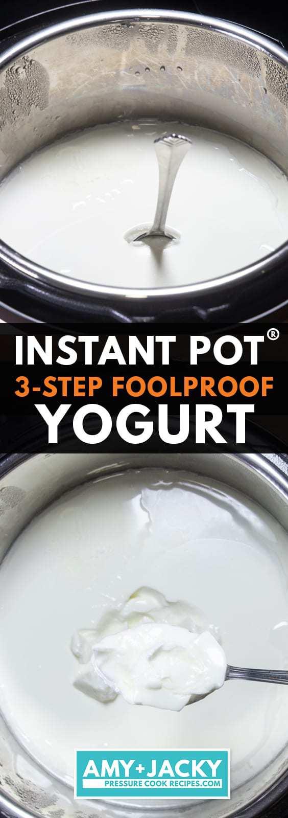 Instant Pot Yogurt | Instant Pot Yogurt No Boil | Instant Pot Yogurt Fairlife | Instant Pot Yogurt Cold Start #AmyJacky #InstantPot #PressureCooker #recipe #keto #healthy #breakfast