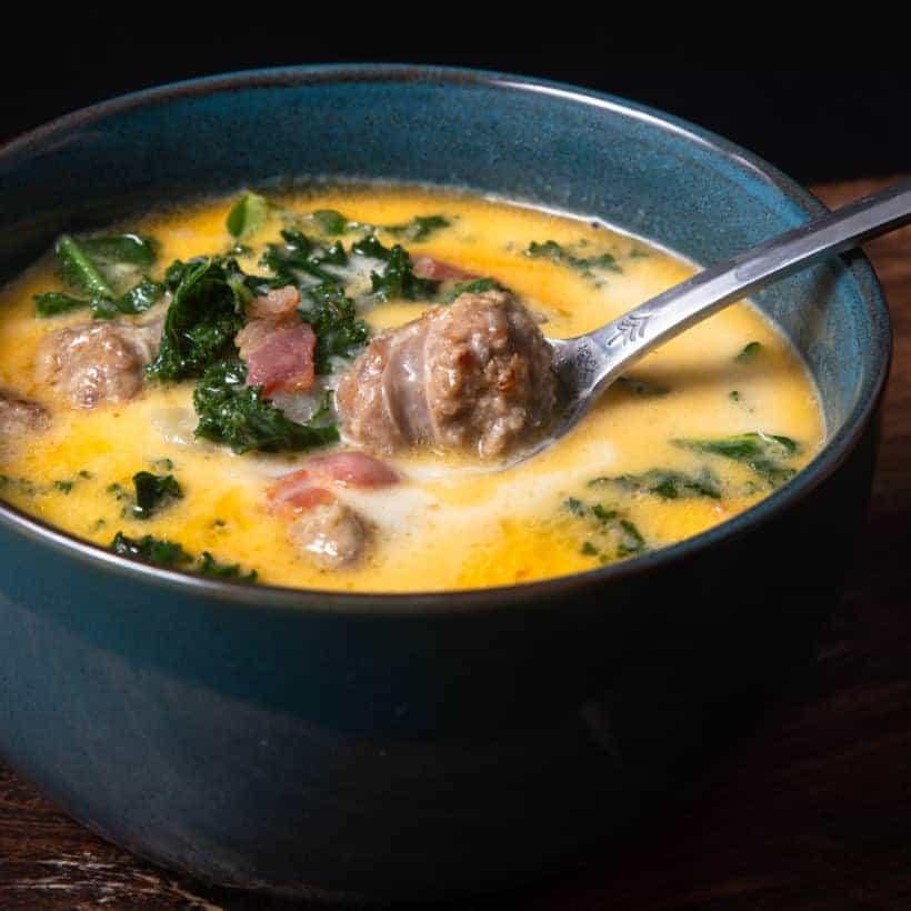 Best Instant Pot Recipes | Best Instapot Recipes: Instant Pot Zuppa Toscana