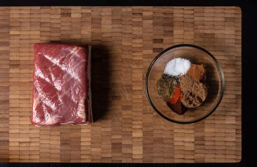 Instant Pot Brisket | Pressure Cooker Beef Brisket Recipe Ingredients