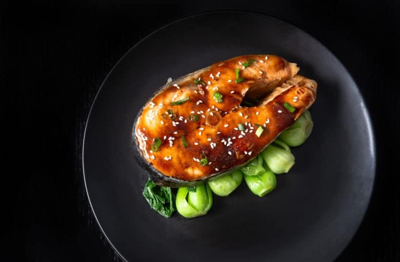 Instant Pot Teriyaki Salmon | Instant Pot Salmon | Instant Pot Fish | Instapot Teriyaki Salmon | Pressure Cooker Teriyaki Salmon | Pressure Cooker Salmon | Pressure Cooker Fish