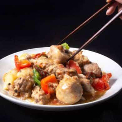 Instant Pot Chinese Chicken Stew | Instant Pot Da Pan Ji | Instant Pot Big Plate Chicken | Instant Pot Chicken Potatoes | Pressure Cooker Chicken Stew | Instant Pot Chicken Recipes | Chinese Recipes