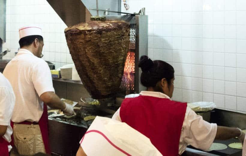 Los Tacos No.1 at Chelsea Market in New York