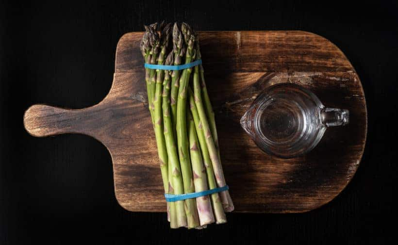 Instant Pot Asparagus Recipe Ingredients #AmyJacky #InstantPot #recipe #vegetables