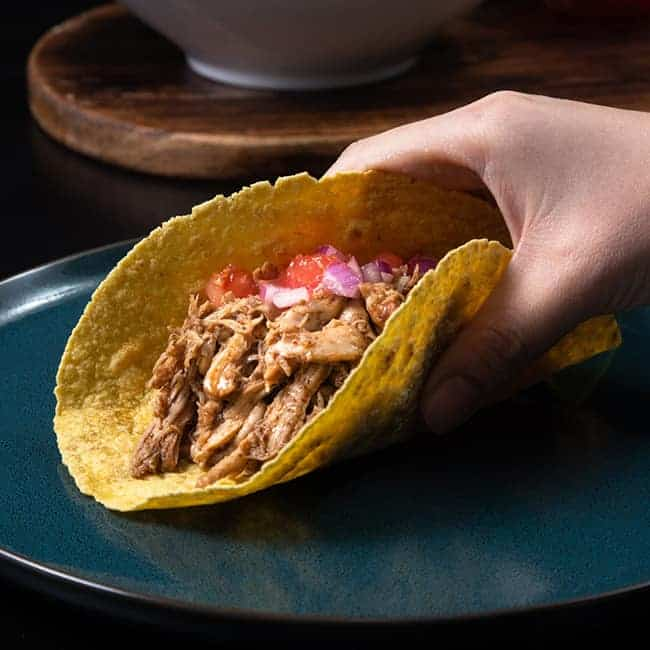 Instant Pot 4th of July Recipes | Pressure Cooker 4th of July Recipes: Instant Pot Chicken Tacos #AmyJacky #InstantPot #recipes #PressureCooker