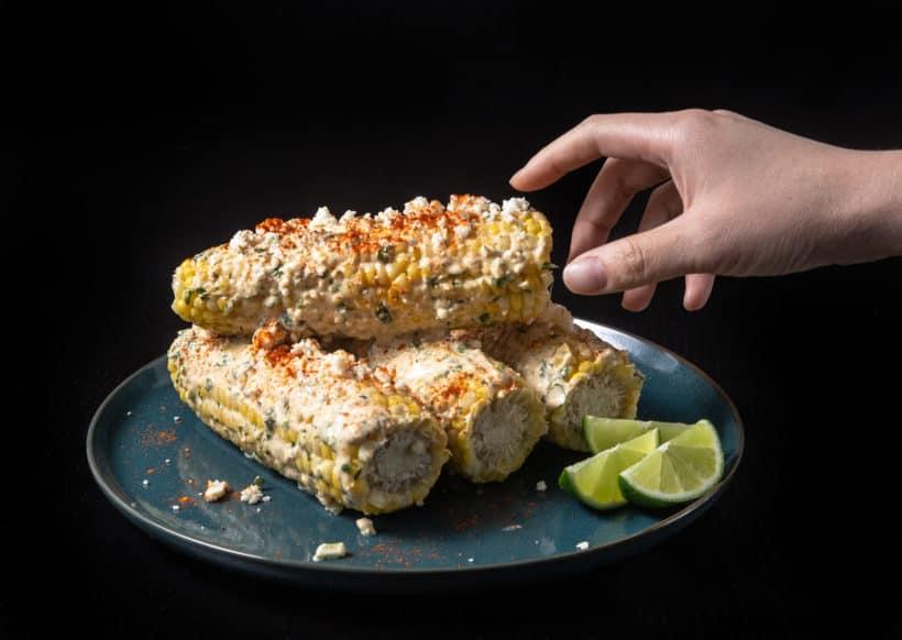 Instant Pot Elote | Instant Pot Mexican Street Corn | Instant Pot Corn on the Cob | Mexican Corn Recipe | Pressure Cooker Corn | Street Food Recipes | Instant Pot Recipes | Side Dishes | BBQ Recipes #instantpot #recipes #easy #mexican