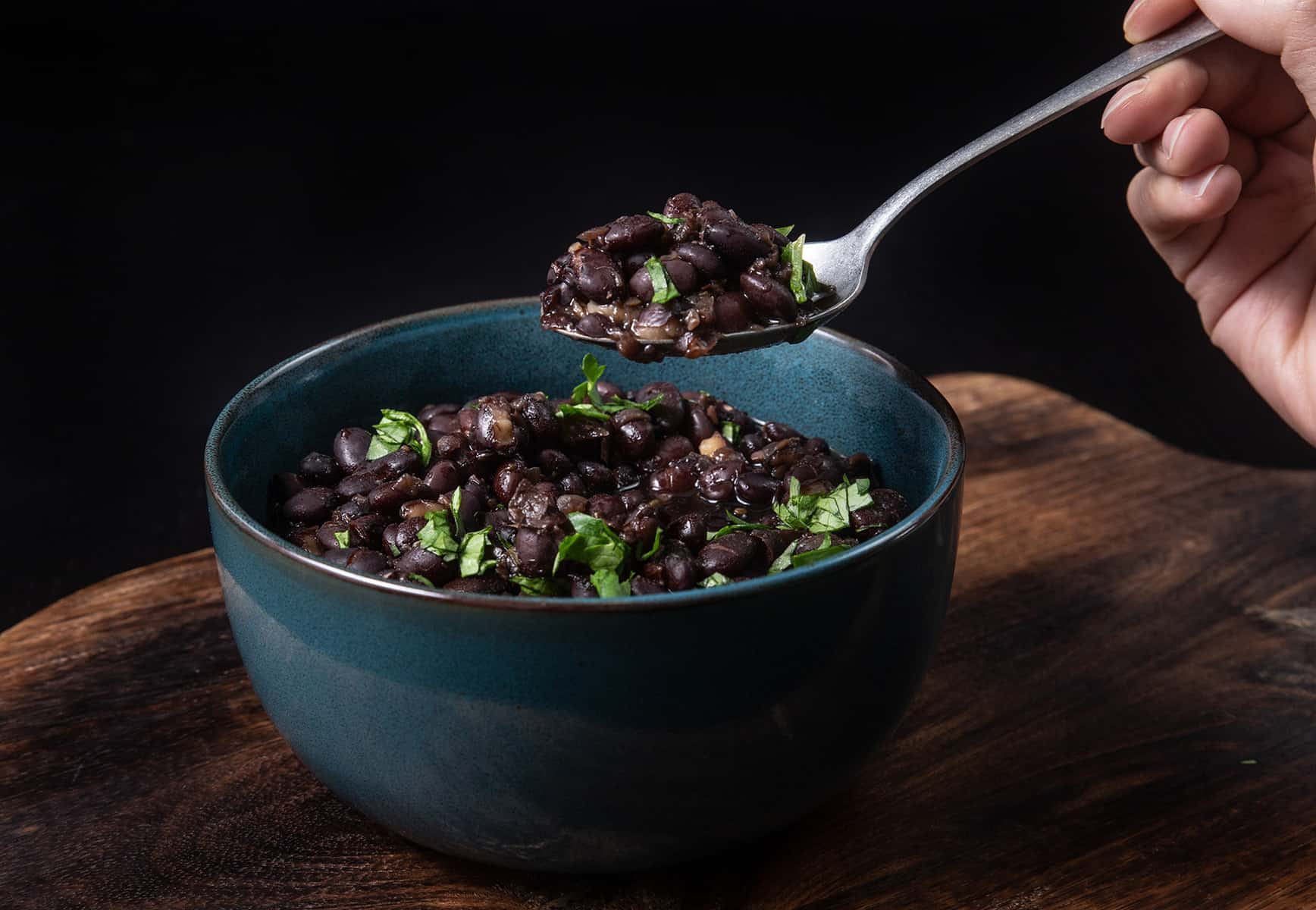 Instant Pot Black Beans Foolproof No Soak Tested By Amy Jacky