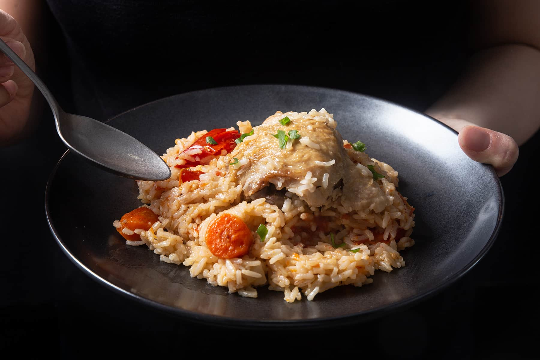 Instant Pot Chicken And Rice Tested By Amy Jacky