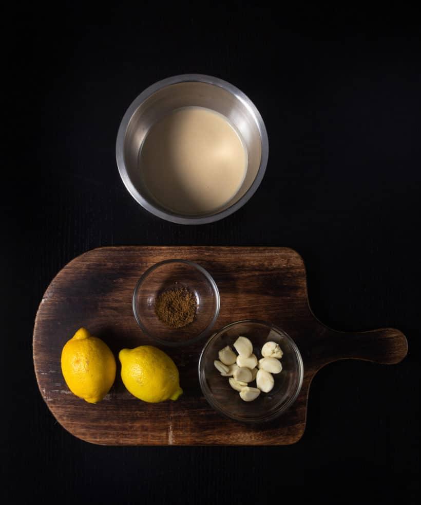 Instant Pot Hummus | Pressure Cooker Hummus Recipe Ingredients #AmyJacky #InstantPot #PressureCooker #recipe #vegan #GlutenFree #vegetarian