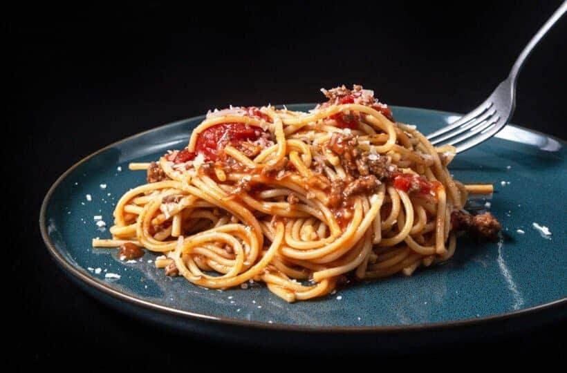 instant pot spaghetti | pressure cooker spaghetti #AmyJacky #InstantPot #PressureCooker #recipe