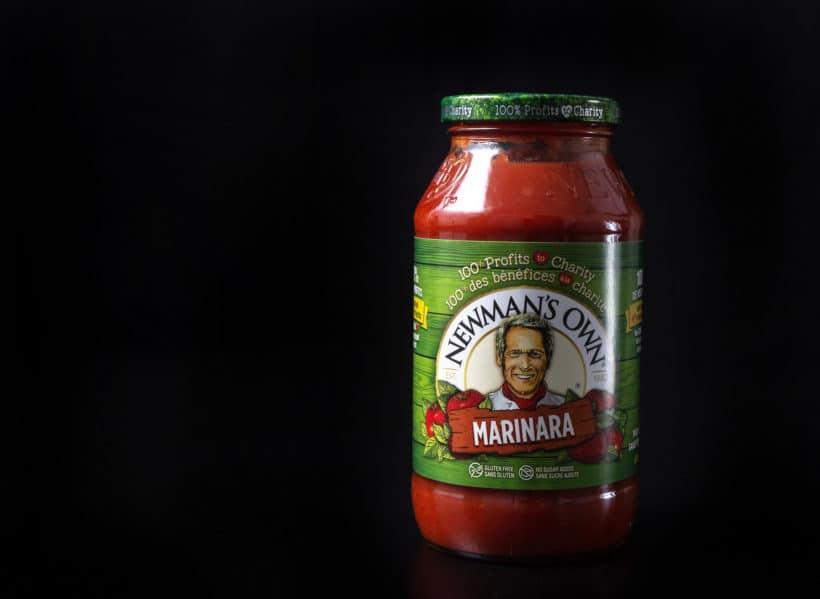 Newman's Own Marinara Sauce for Instant Pot Spaghetti #AmyJacky #InstantPot #PressureCooker #recipes