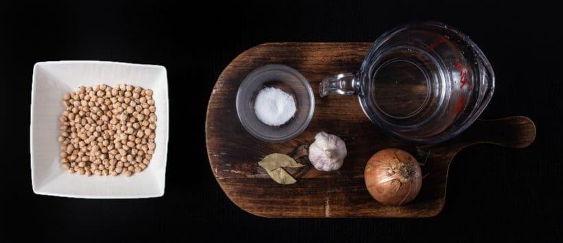 Instant Pot Chickpeas | Pressure Cooker Chickpeas Ingredients  #AmyJacky #InstantPot #PressureCooker #recipe #beans