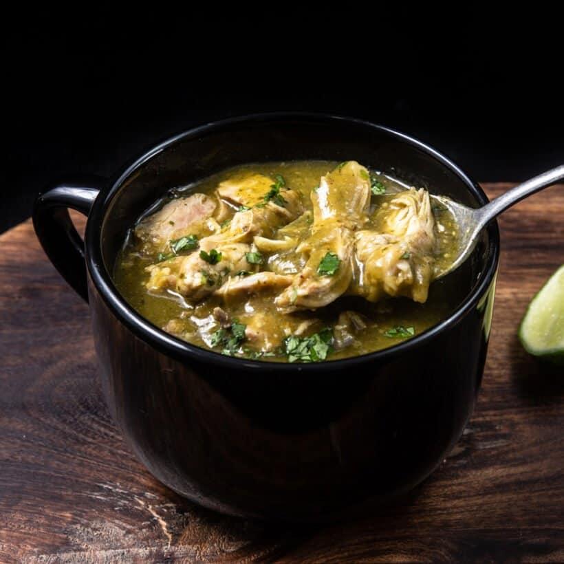 instant pot chile verde  #AmyJacky #InstantPot #recipe