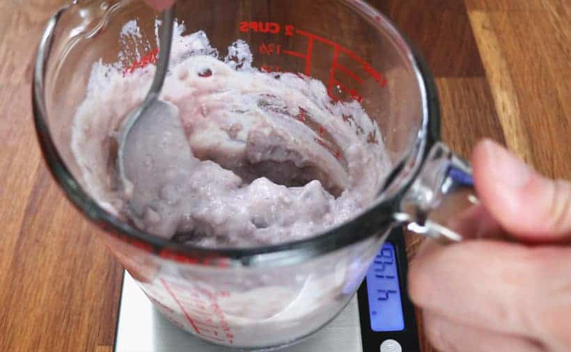 Make Instant Pot Taro Milk Paste  #AmyJacky #InstantPot #PressureCooker #recipes