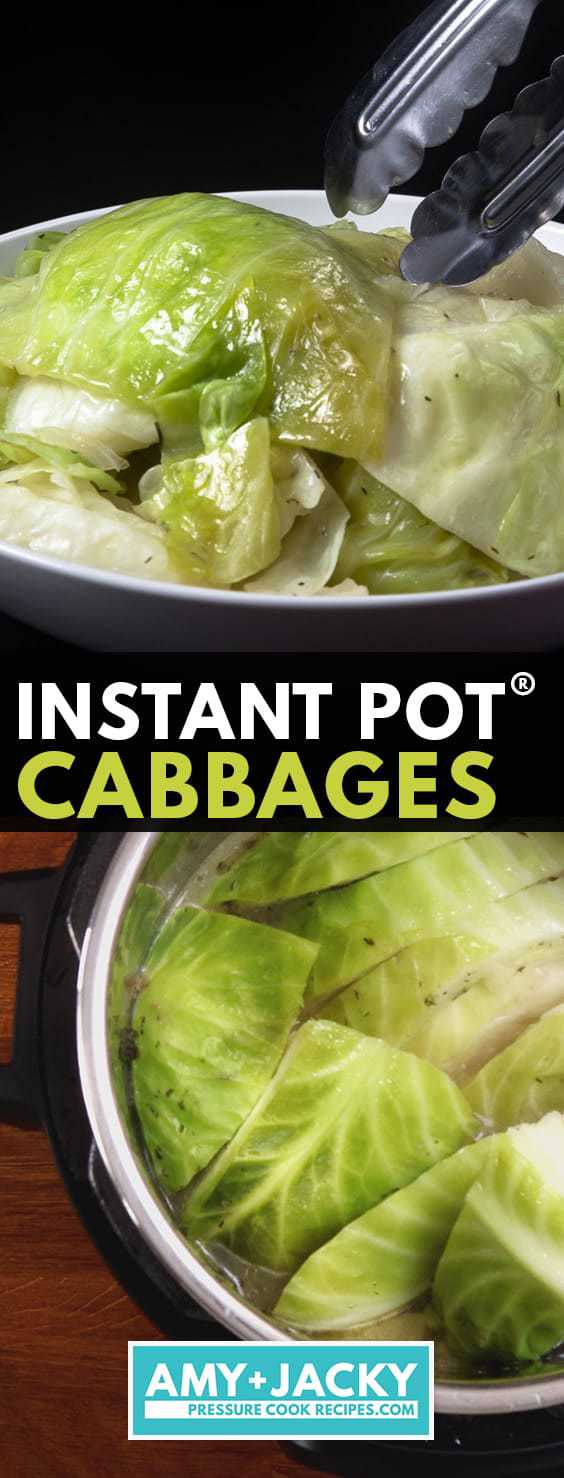 instant pot cabbage | pressure cooker cabbage | instant pot cabbage recipes | instant pot cabbage wedges | pressure cooker cabbage recipes | cooking cabbage in pressure cooker | cooking cabbage in instant pot | instant pot vegetables | instant pot steamed vegetables | instant pot vegetable recipes #AmyJacky #InstantPot #PressureCooker #recipes #sides #keto
