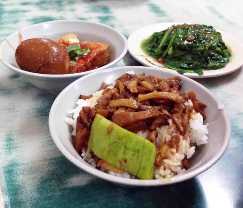 台北金峰魯肉飯