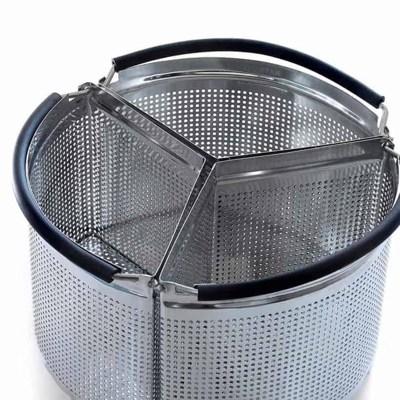 Instant Pot Hatrigo Divided Steamer Basket #AmyJacky #InstantPot #PressureCooker