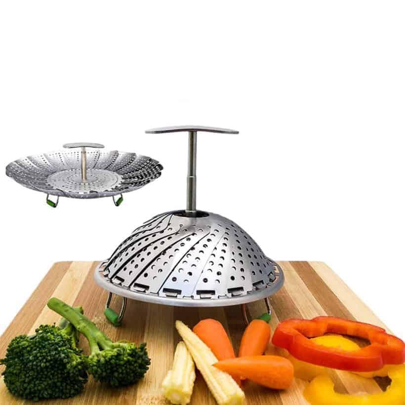 Instant Pot Premium Stainless Steel Steamer Basket #AmyJacky #InstantPot #PressureCooker