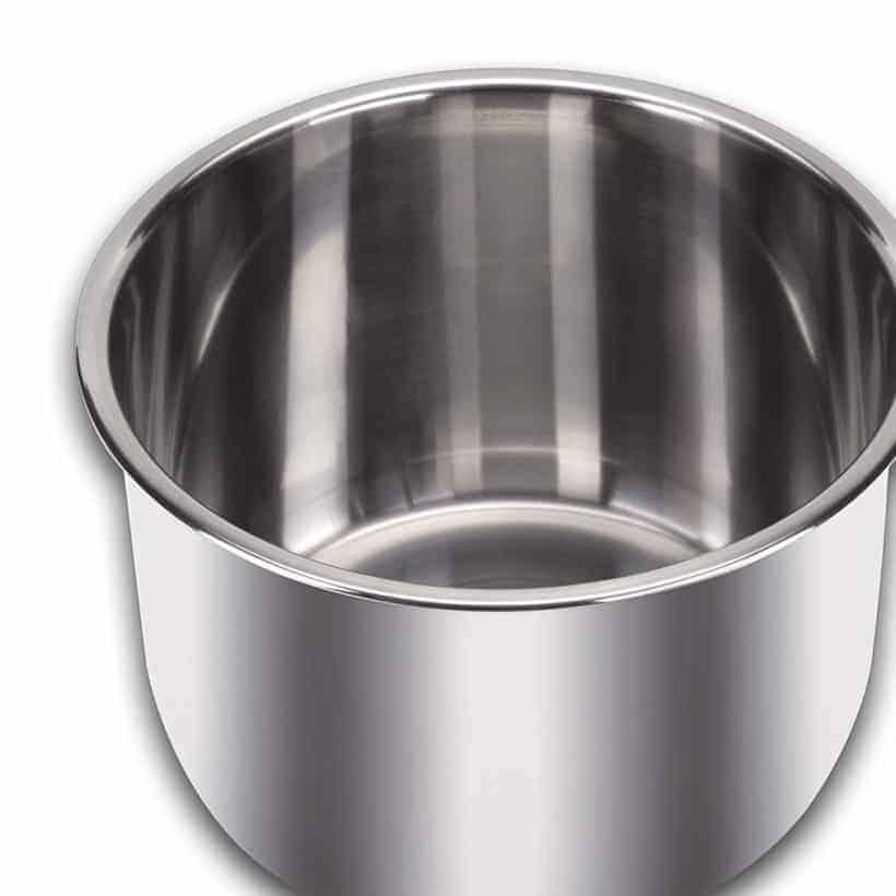 Instant Pot Stainless Steel Inner Pot #AmyJacky #InstantPot #PressureCooker