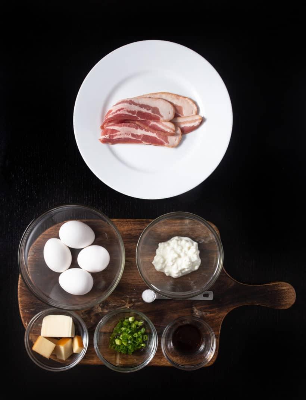 instant pot egg bites ingredients #AmyJacky #InstantPot #PressureCooker #recipe #eggs #breakfast