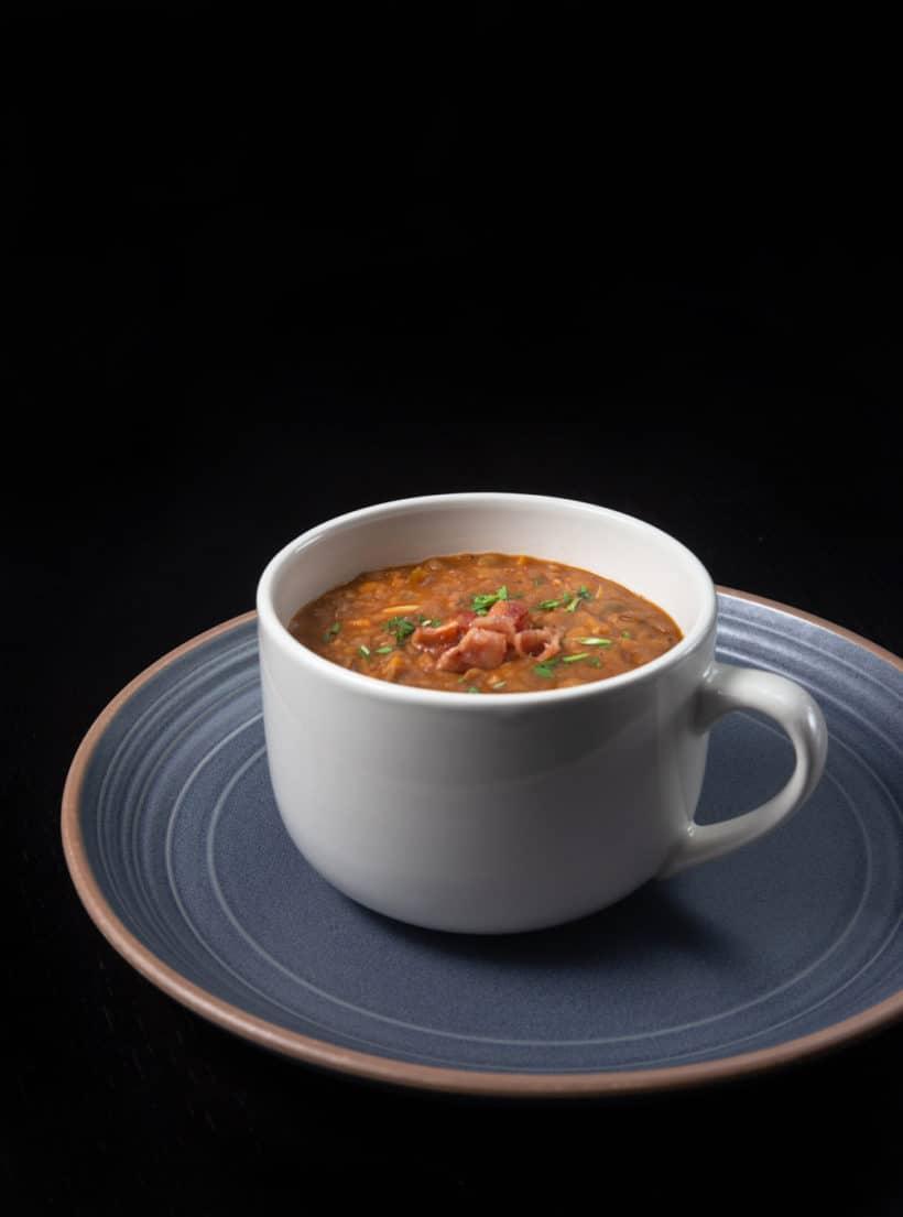 instant pot lentil soup | lentil soup in instant pot | instant pot lentils | pressure cooker lentils | pressure cooker lentil soup | instant pot green lentils | instant pot lentil recipes | pressure cooker green lentils #AmyJacky #InstantPot #PressureCooker #recipe #soup #beans