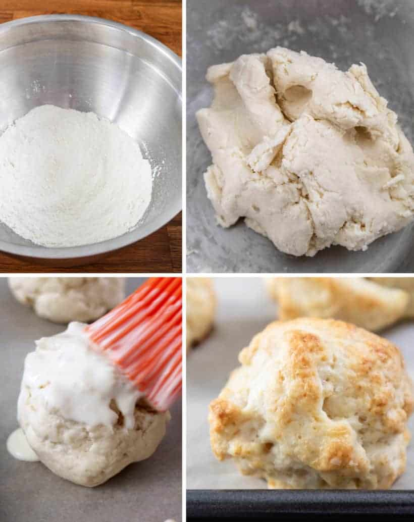 How to Make Biscuit: J. Kenji López-Alt Recipe from The Food Lab #AmyJacky #recipe #easy