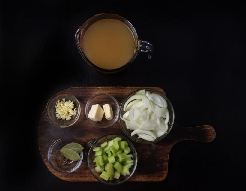 instant pot butternut squash soup ingredients #AmyJacky #InstantPot #PressureCooker #recipe #soup