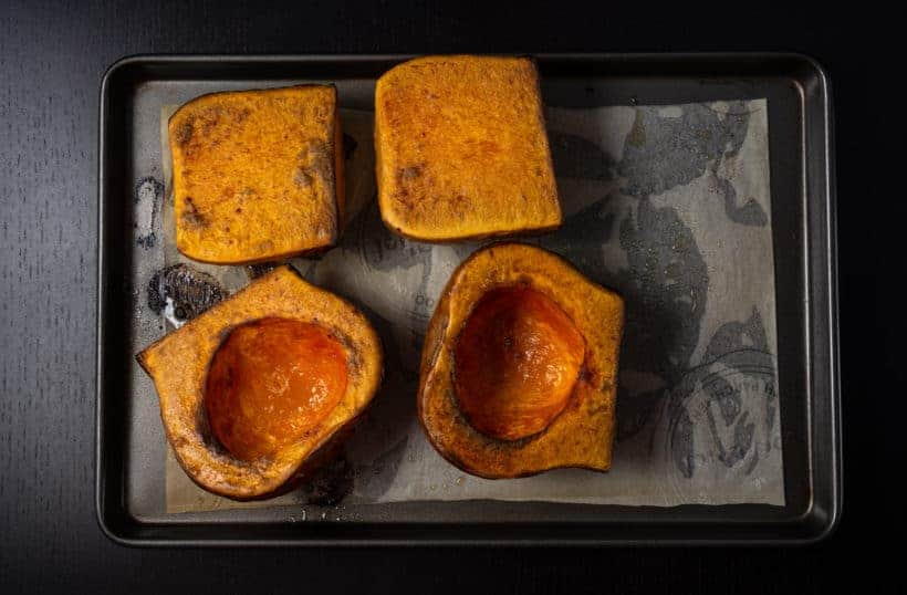 Roasted butternut squash #AmyJacky #InstantPot #PressureCooker #recipe #vegan #vegetarian #healthy