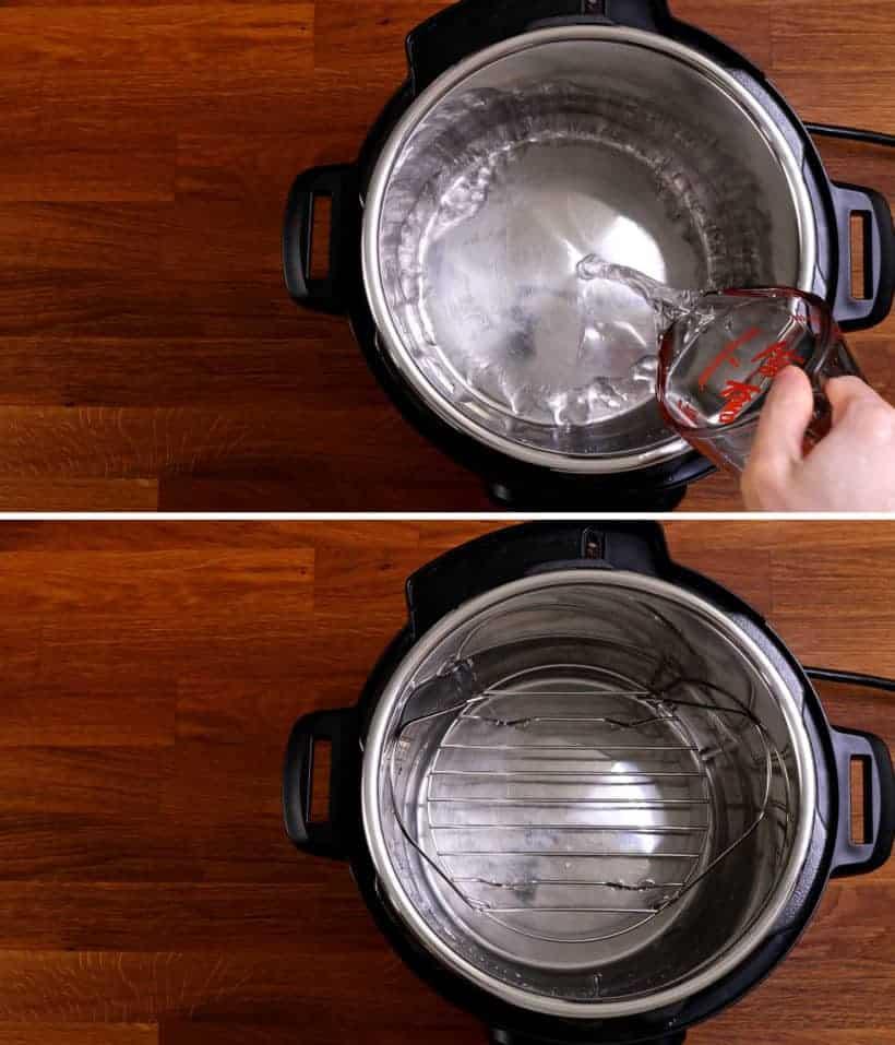 Cooking with Instant Pot Trivet #AmyJacky #InstantPot #PressureCooker #recipe