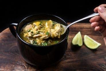 instant pot chili verde | chili verde instant pot | instant pot green chili | pressure cooker chili verde | chicken chile verde instant pot | chile verde recipe | chicken chili verde | chili verde sauce #AmyJacky #InstantPot #PressureCooker #recipe #mexican #chicken