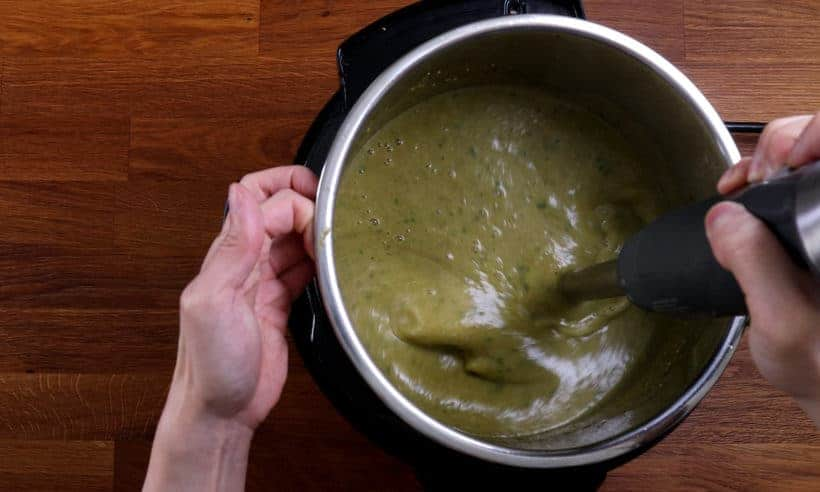 Make Green Chile Sauce in Instant Pot #AmyJacky #InstantPot #PressureCooker #recipe #mexican #chicken