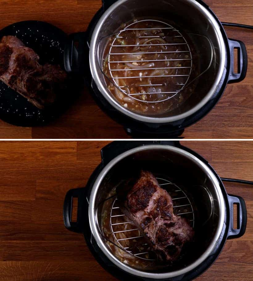 Pressure cooker roast beef    #AmyJacky #InstantPot #PressureCooker #beef #recipe #christmas #thanksgiving